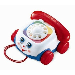 Mattel Fisher Price Telefonik Gadułki - Fisher Price