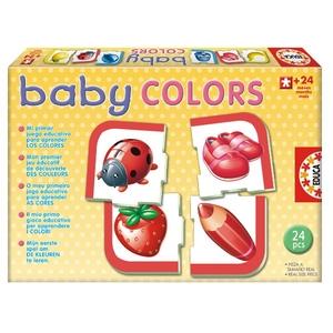 Układanka Baby Colors - Educa