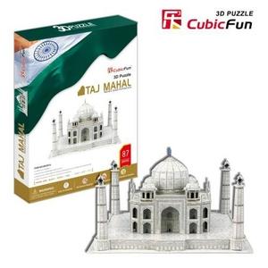 Puzzle 3D Taj Mahal - Cubic Fun