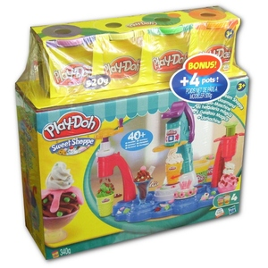 PlayDoh Magiczna Lodziarnia - Hasbro