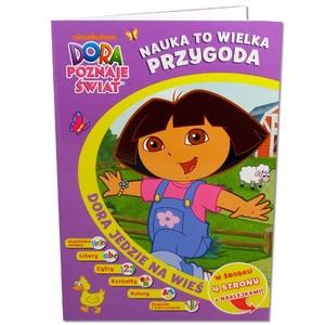 Dora Poznaje Świat. Nauka To Wielka Przygoda. Dora Jedzie Na Wieś - Egmont