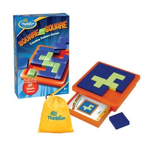 Gra Square By Square - Thinkfun