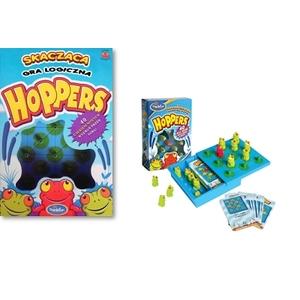 Gra Hoppers Skaczące Żabki - Thinkfun