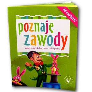 Książka Poznaję Zawody - Ami Play