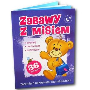 Zabawy Z Misiem. Julia Pogorzelska - Ami Play