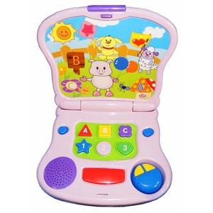 Mój Pierwszy Laptop. Świnka - Smily Play