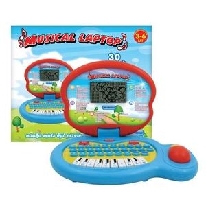 Muzyczny Laptop Edukacyjny E-edu - Artyk