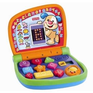 Gadający Laptop Dwujęzyczny V7000 - Fisher Price
