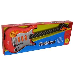 Gitara Ze Strunami Na Baterie - Brimarex