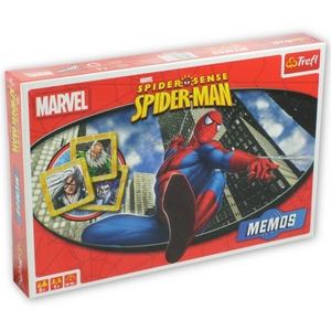 Gra Memo Spider-Man - Trefl