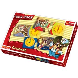 Gra Connect Tick Tock - Trefl