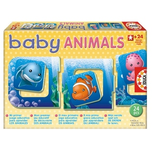 Baby Animals - Educa