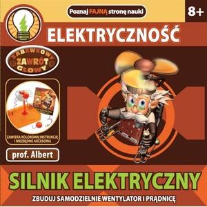 Silnik Elektryczny Profesor Albert - Dromader