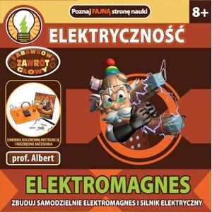 Elektromagnes Profesor Albert - Dromader