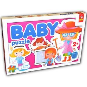 Baby Puzzle Zawody - Trefl