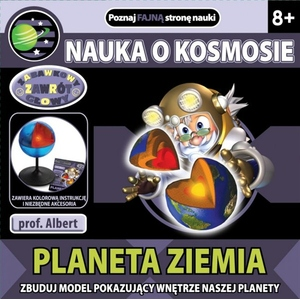 Planeta Ziemia Profesor Albert - Dromader