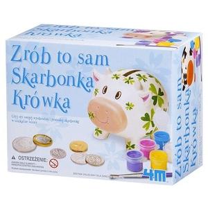 Skarbonka Krówka - 4M