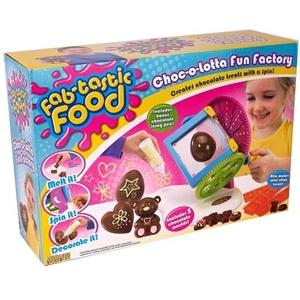 Fabryka Czekolady Fab-Tastic Food - TM Toys