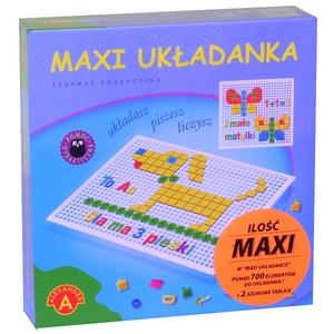 Maxi Układanka W Pudełku - Alexander