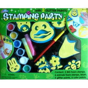Pieczątki dla dzieci - Stamping Party