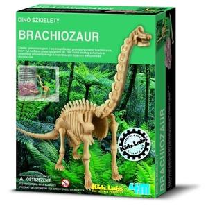 Dino Szkielety. Brachiozaur. Wykopaliska - 4M