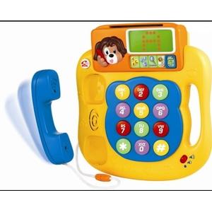 Telefon Zadzwoń Do Zwierzaka - Smily Play