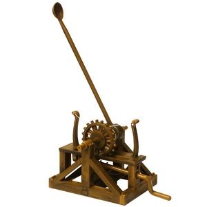 Smily Leonardo Da Vinci Katapulta Do Samodzielnego Złożenia - Anek