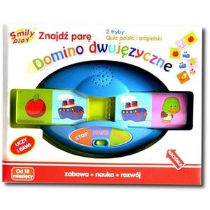 Domino Dwujęzyczne - Smily Play