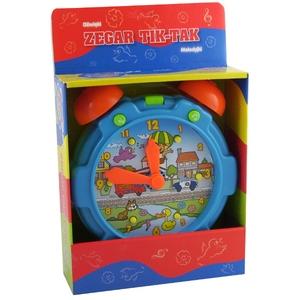 Pierwszy Zegar Dla Dziecka - Smily Play