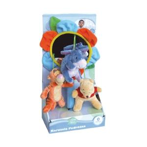 Karuzelka Podróżna z Przyssawką Disney - TM Toys