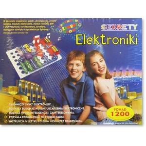 Sekrety Elektroniki 1200 Eksperymentów (85953) - Dromader