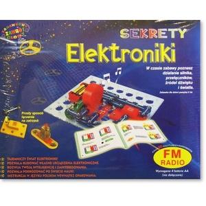 Sekrety Elektroniki. 80 Eksperymentów - Dromader