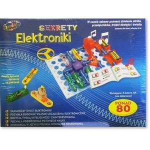 Sekrety Elektroniki 80 Eksperymentów - Dromader