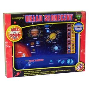 Interaktywny Układ Słoneczny 2D - Dromader