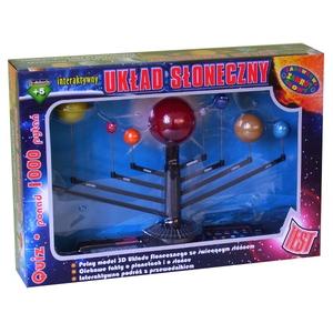 Interaktywny Układ Słoneczny 3D - Dromader