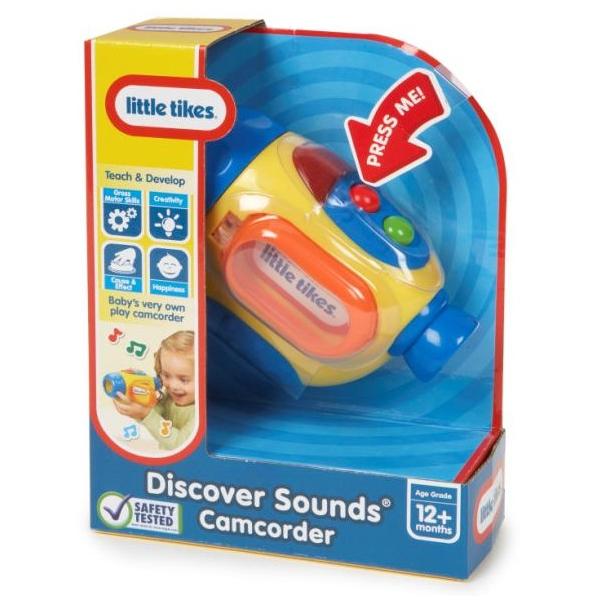 Kamerka Muzyczne Odkrycia  Little Tikes  Zabawki edukacyjne dla dzieci skle   -> Kuchnia Little Tikes Muzyczne Odkrycia