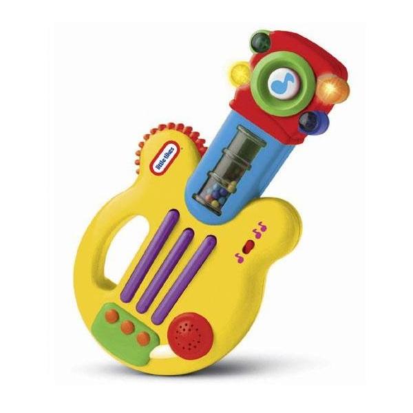 Gitara Muzyczne Odkrycia  Little Tikes  Zabawki edukacyjne dla dzieci sklep   -> Kuchnia Little Tikes Muzyczne Odkrycia