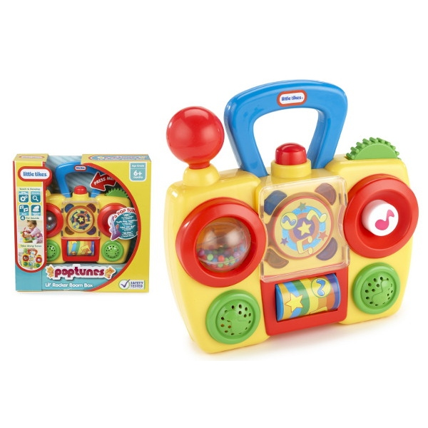 Radyjko Muzyczne Odkrycia  Little Tikes  Zabawki edukacyjne dla dzieci skle   -> Kuchnia Little Tikes Muzyczne Odkrycia