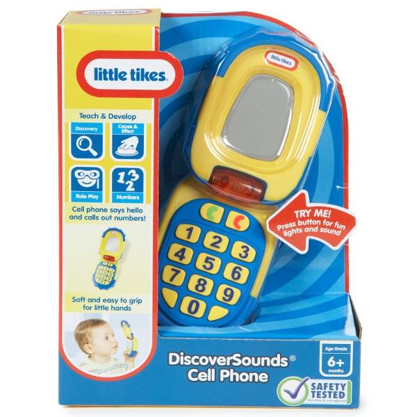 Niebieski Telefon Muzyczne Odkrycia  Little Tikes  Zabawki edukacyjne dla d   -> Kuchnia Little Tikes Muzyczne Odkrycia