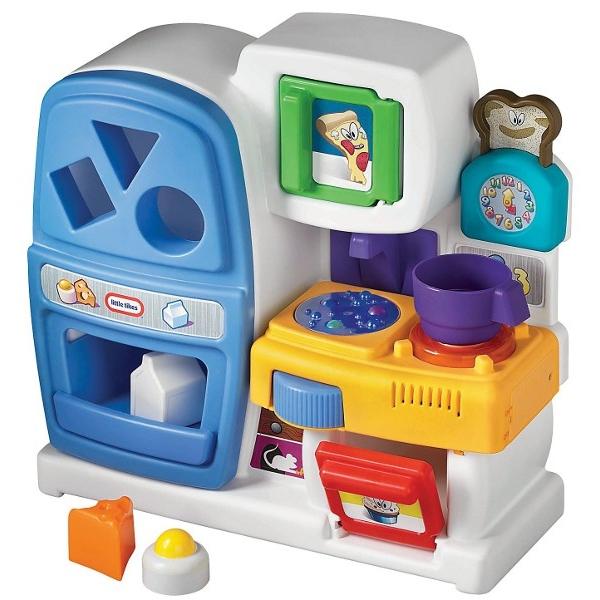Kuchnia Muzyczne Odkrycia  Little Tikes  Zabawki   -> Muzyczna Kuchnia Little Tikes