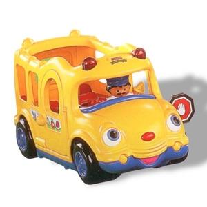 Pojazdy W Mieście Autobus, Samolot - Fisher Price