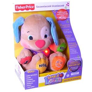 Szczeniaczek Uczniaczek Piesek Interaktywny- Fisher Price