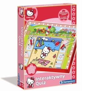Interaktywny Quiz Hello Kitty - Clementoni