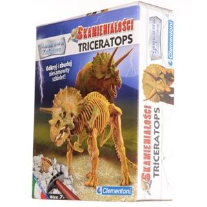 Skamieniałości Triceratops - Clementoni