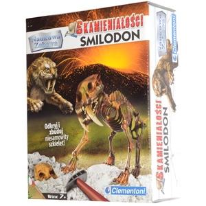 Skamieniałości Smilodon - Clementoni