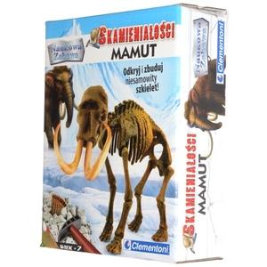 Skamieniałości Mamut - Clementoni