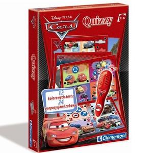 Gra Edukacyjna Quizzy Cars 2 - Clementoni