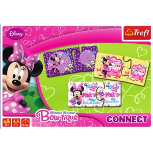 Gra Connect Minnie - Trefl