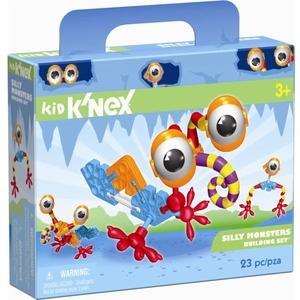 Kid Śmieszne Potwory - K'Nex