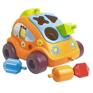 Samochód Kształtów Cotoons - Smoby